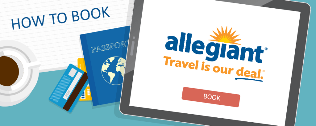 How Do I Book Allegiant Air Reservations