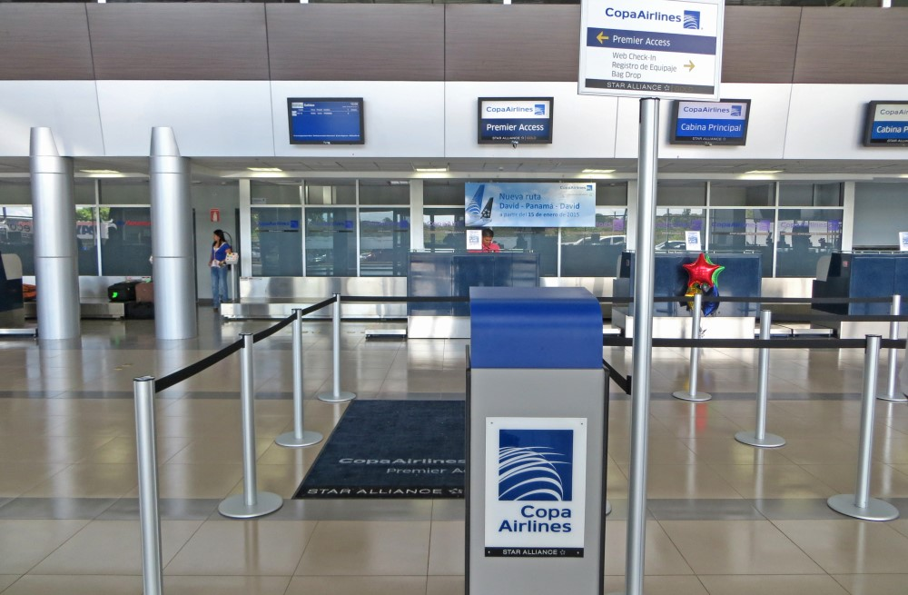 Copa Airlines Check in