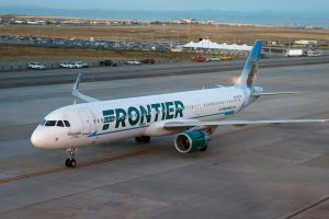 Frontier Airlines Booking