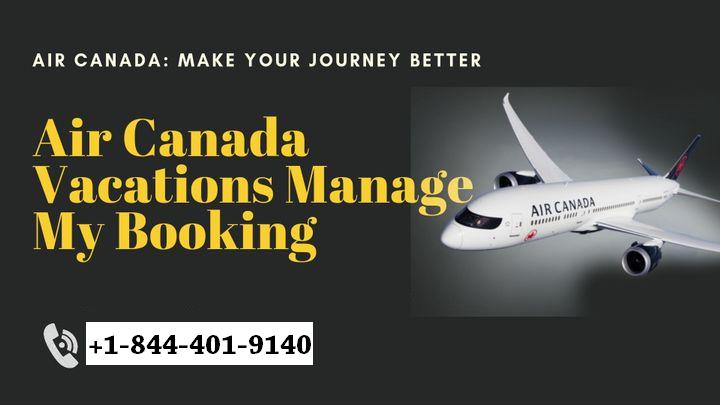 Air Canada Flight Booking