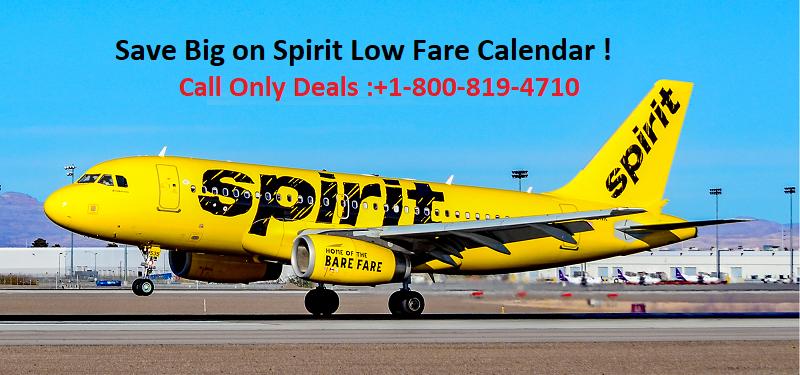 Spirit-Low-Fare-Calendar