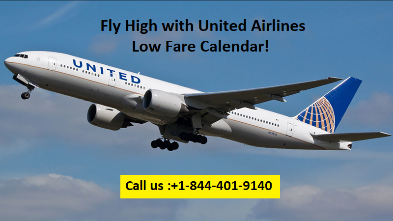United Airlines Low Fare Calendar