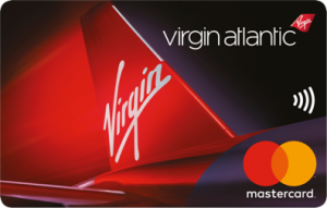 Virgin Atlantic cards