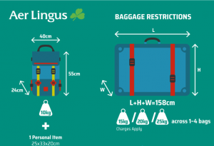 Aer Lingus Baggage Policy