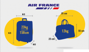 Air France Check-in Policy