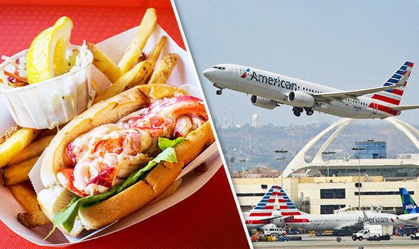 American Airlines Food Policy