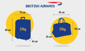British Airways Baggage Policy