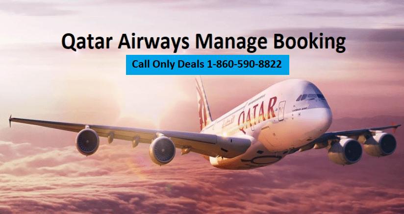 Qatar Airways Manage Booking