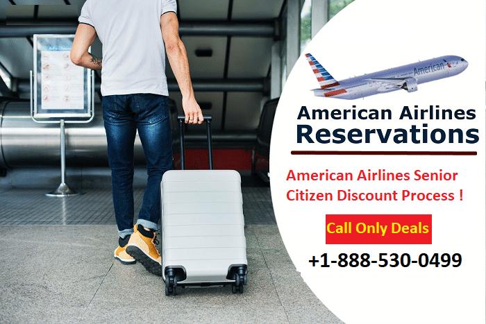 american airlines senior discount