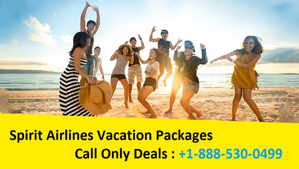 Spirit-Airlines-Vacation-Packages