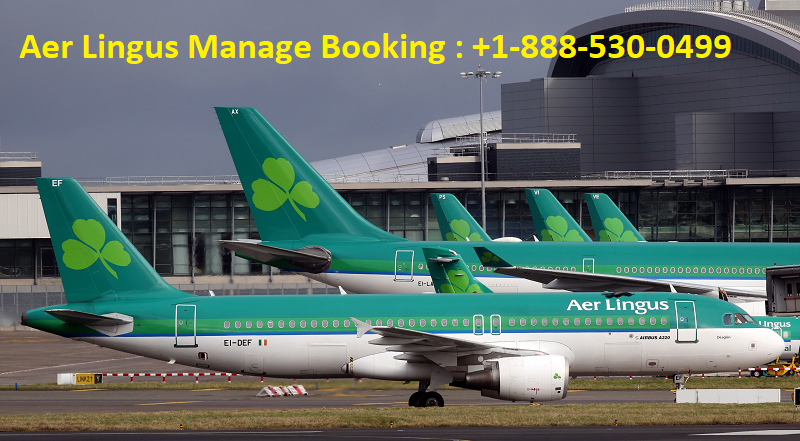 Aer Lingus Manage Booking