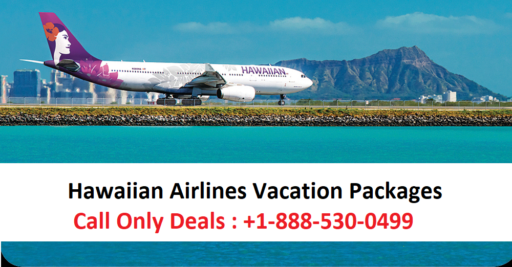 Hawaiian Airlines Vacation Packages