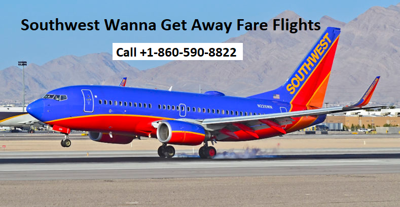 Southwest Wanna Get Away Fare Flights