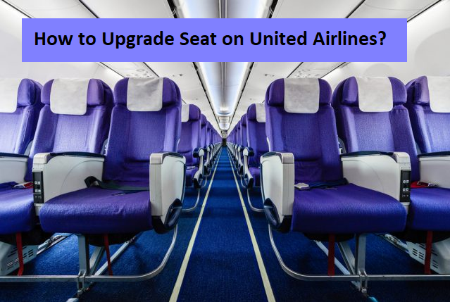 United Airlines Seat Upgrade