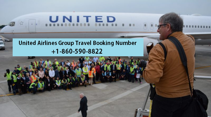 United Airlines Group Travel